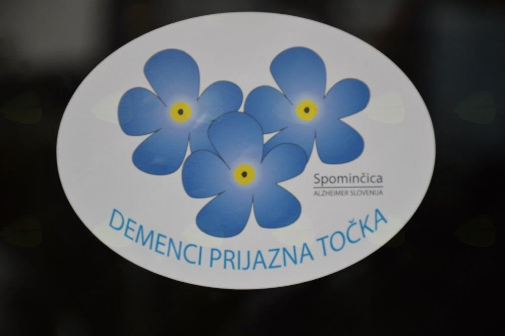 Dom Hmelina, prvi na Koroškem postal regijski koordinator Demenci prijaznih točk