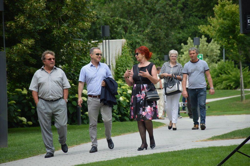 Deseta obletnica Doma Hmelina
