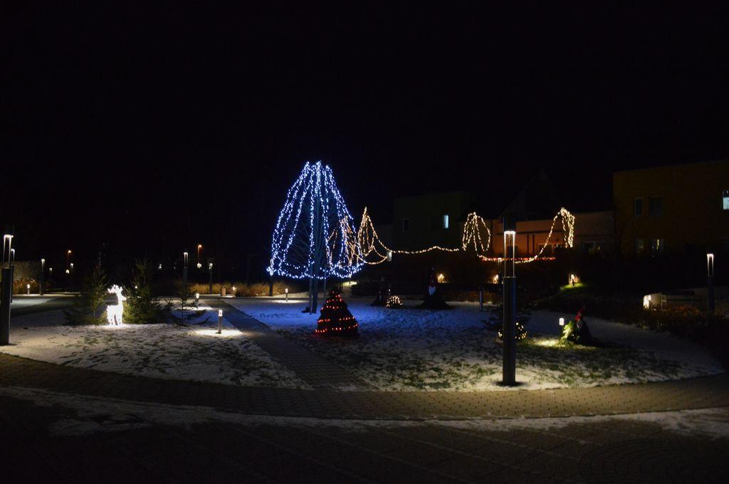 Veseli december v Domu Hmelina