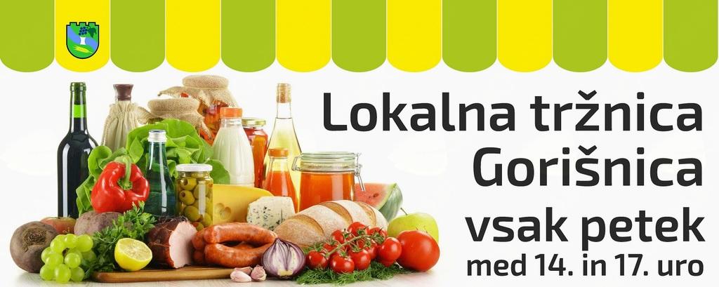 Lokalna tržnica Gorišnica