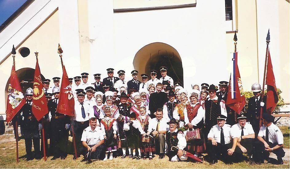 Tradicionalno srečanje prostovoljnih društev na Žalostni Gori