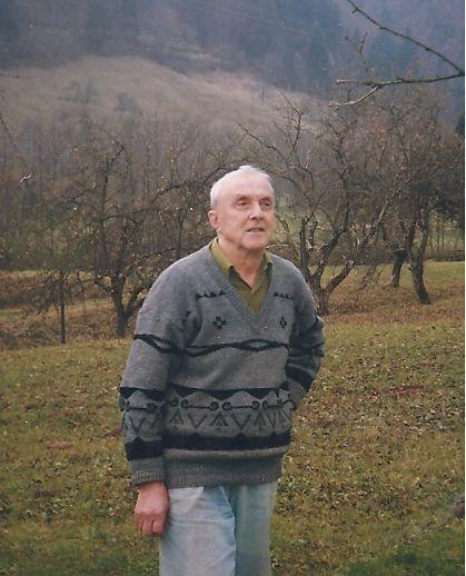 Ivan Malavašič, avtor besedila Svečane pesmi Občine Brezovica.