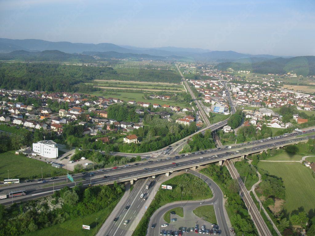 Štiri vprašanja v zvezi z zahodnimi vpadnicami v Ljubljano