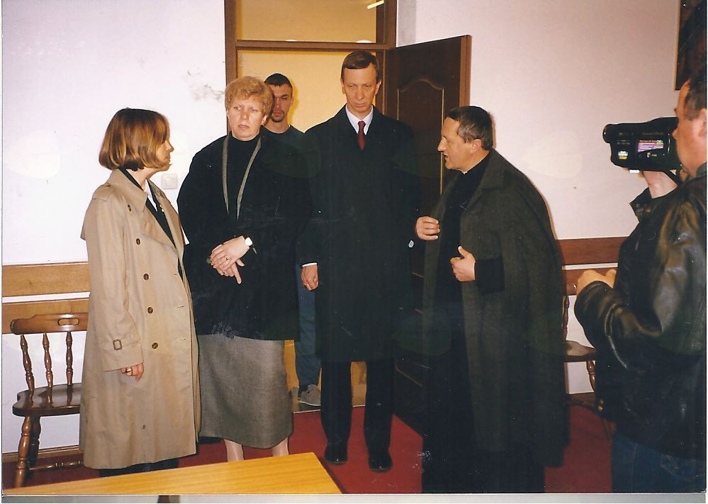 Čestitka gospodu Janezu Kompare za dopolnjenih 70 let
