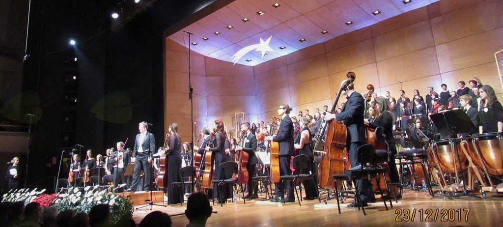 Tradicionalni praznični koncert BOŽIČ V LJUBLJANI 2017