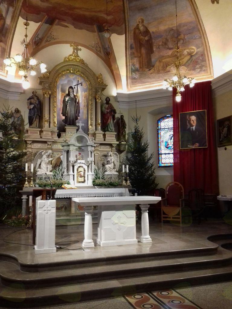 Antonova nedelja, 21. januar, žegnanje na Brezovici.