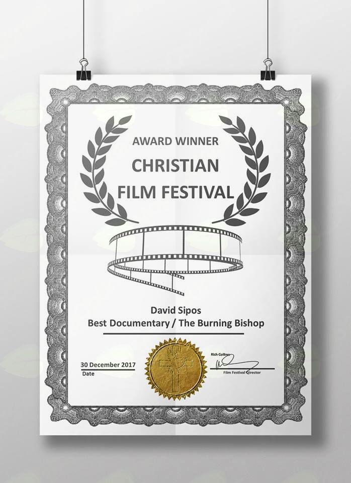 Priznanje filmskega festivala v ZDA.