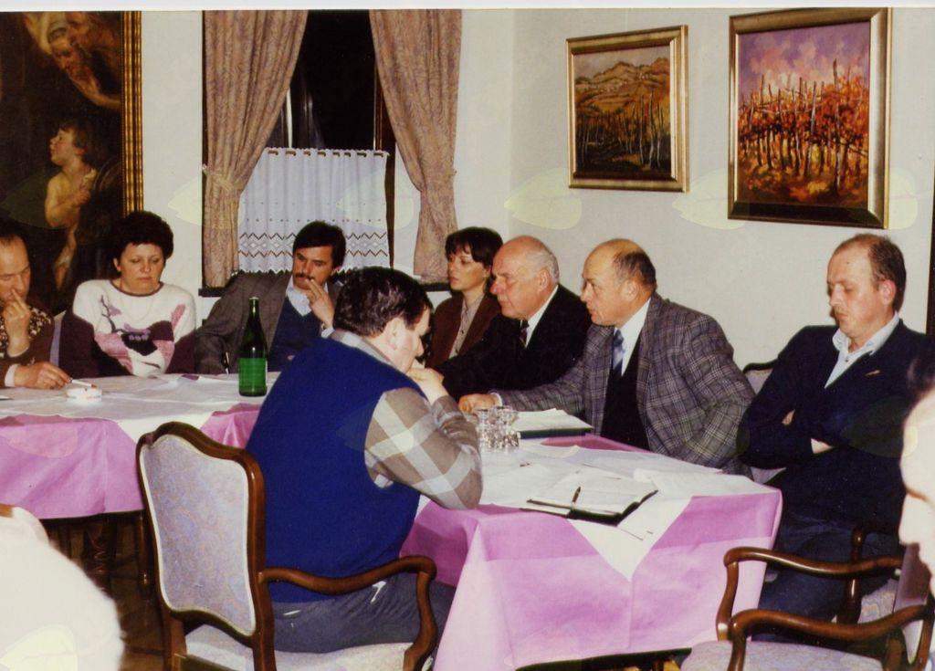 Skupna srečanja voditeljev skupnosti po letu 1990