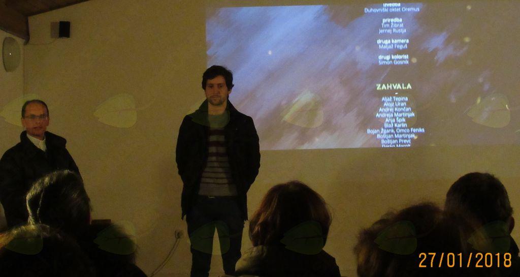 Pogovor z mladim umetnikom Davidom Sipošem
