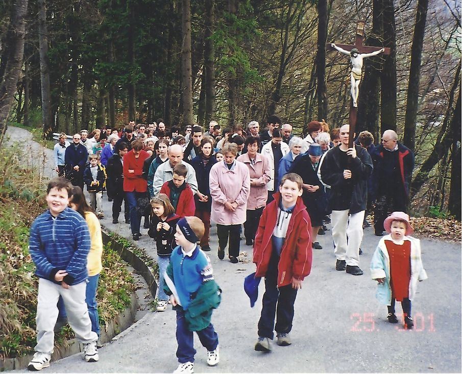 Dvajset let od obogatitve kulturne dediščine na Logu pri Brezovici
