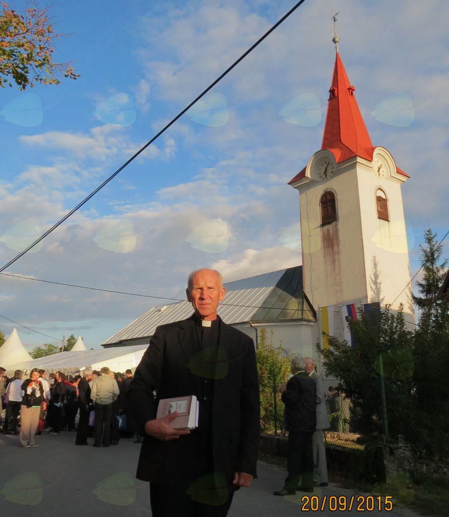 Gospod Štrukelj pri Svetem Vidu, v župniji, v kateri se je rodil svetniški kandidat gospod Anton Strle.