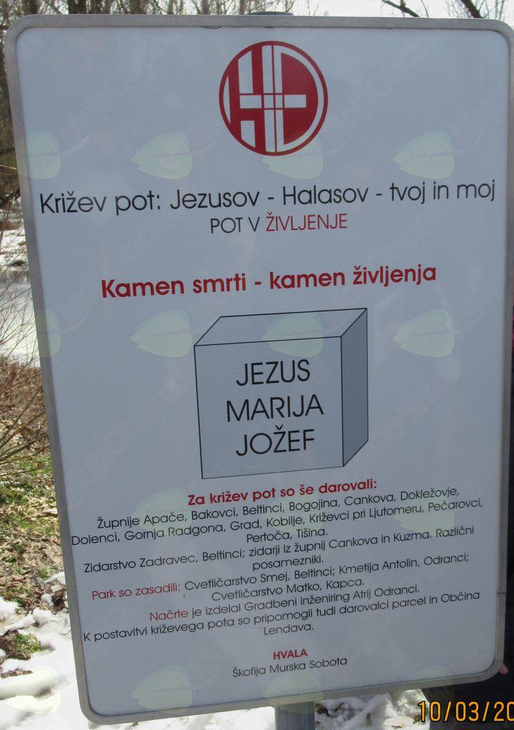 Dekanijsko romanje - Po Halasovi poti v Prekmurje
