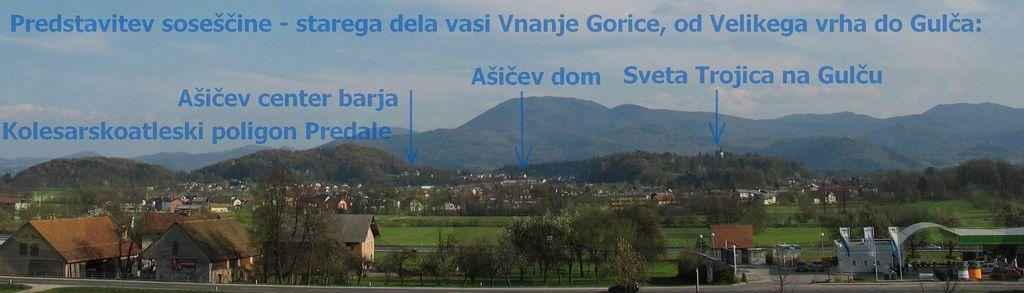 Spodbudne spremembe na stranskih poteh v Vnanjih Goricah