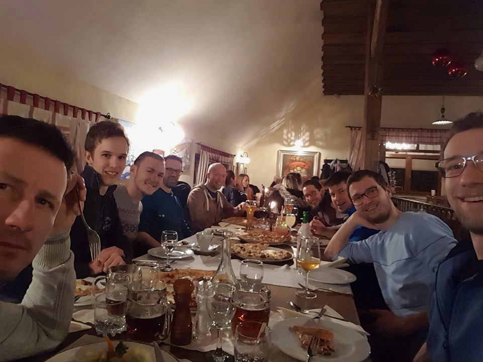 Na obisku v Kašči Mrlačnik.