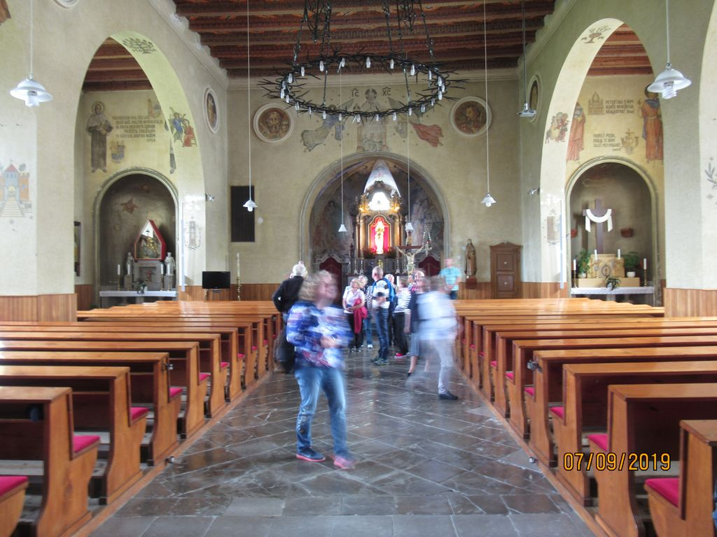 Tudi skupina iz Župnije Brezovica je šla po poteh sv. Hieronima