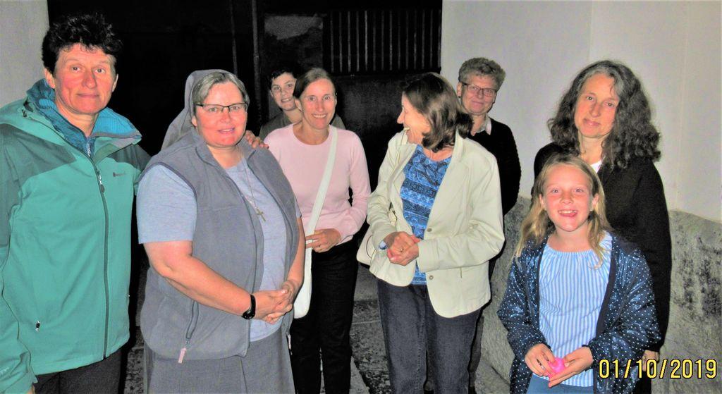 Obisk misijonarke sestre Metke Kastelic