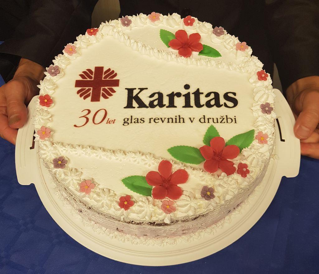 30 let Karitas brezoviške župnije