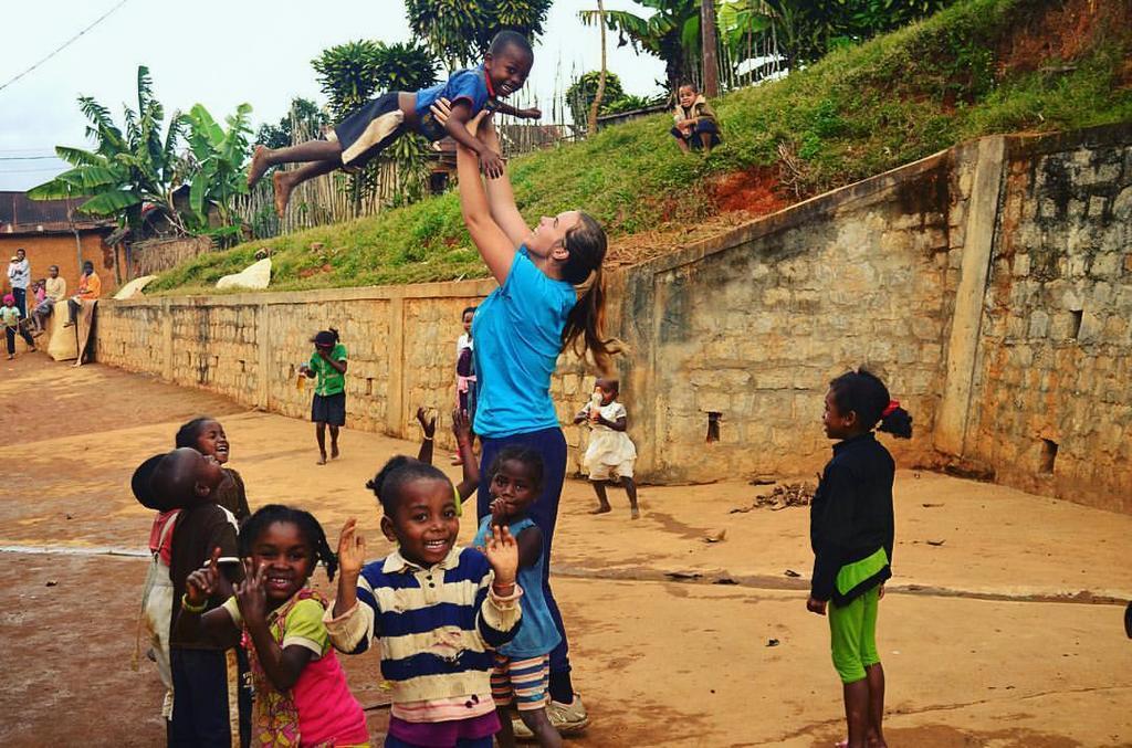 Predavanje o potovanju na Madagaskarju