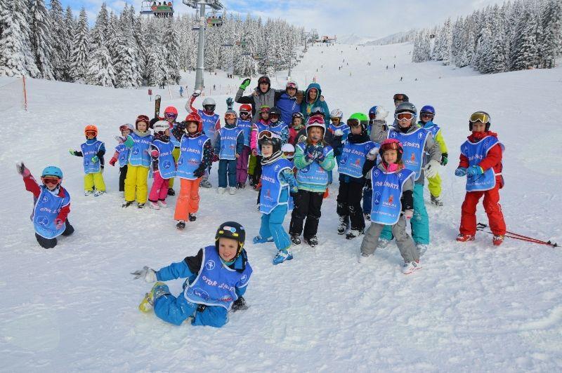 Zimske počitnice za otroke na Krvavcu