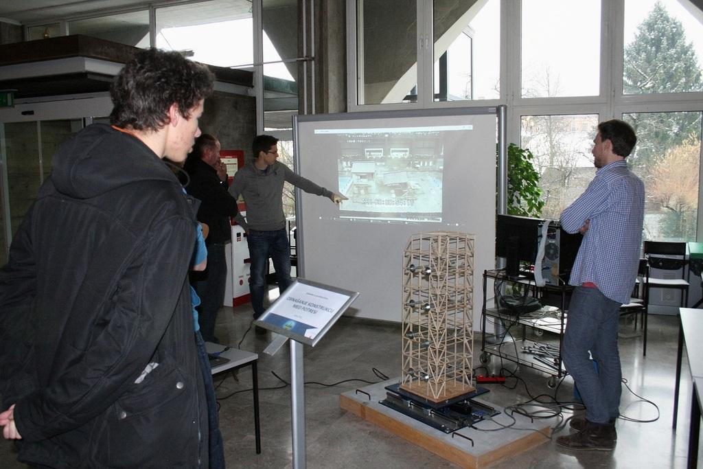 Informativni dnevi Fakultete za gradbeništvo in geodezijo Univerze v Ljubljani