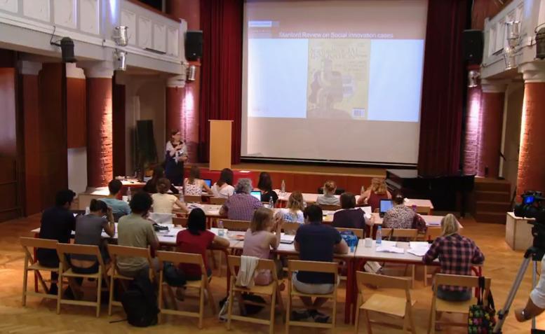 Erasmus+ poletna šola o naravnih nesrečah: kombinacija klasičnega učenja z učenjem na daljavo