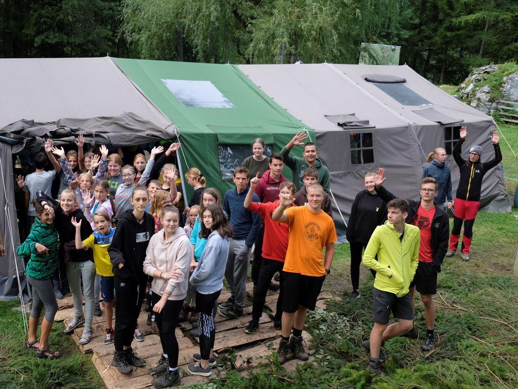 Pozdrav iz tabora
