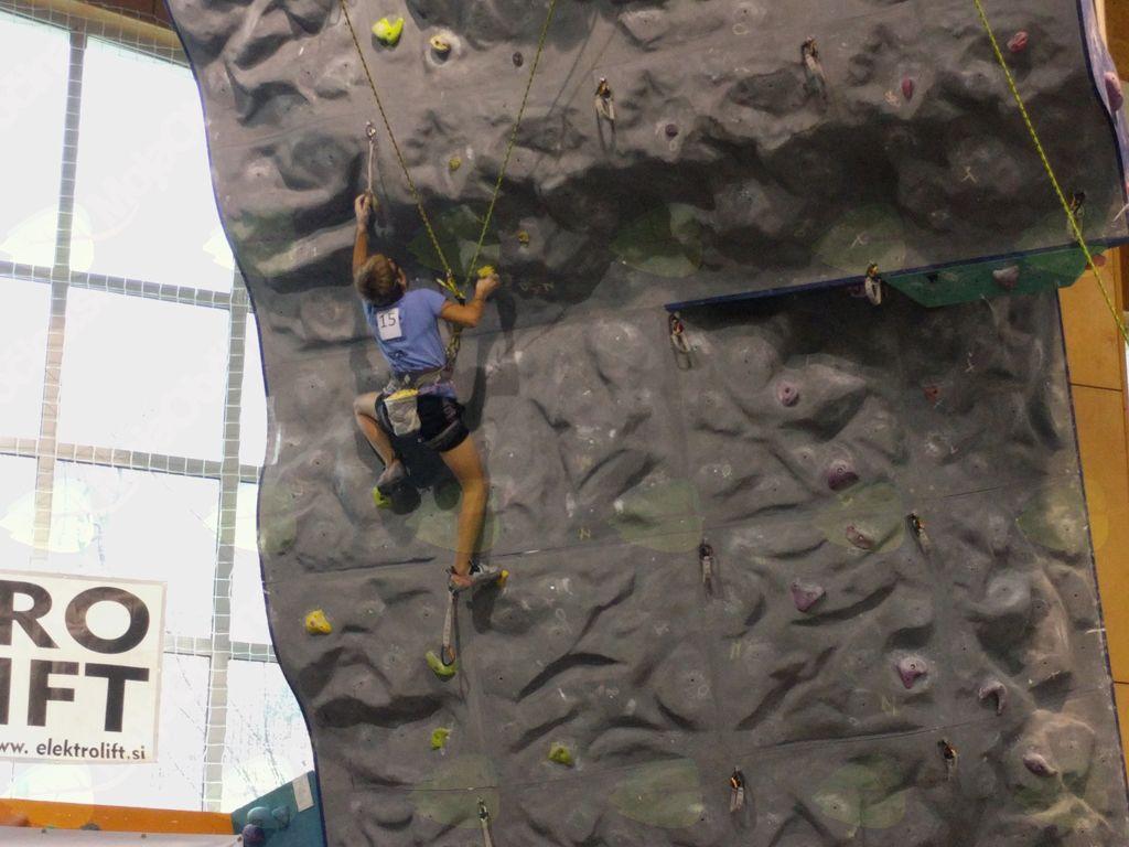 Državno prvenstvo v športnem plezanju 2017, Tržič