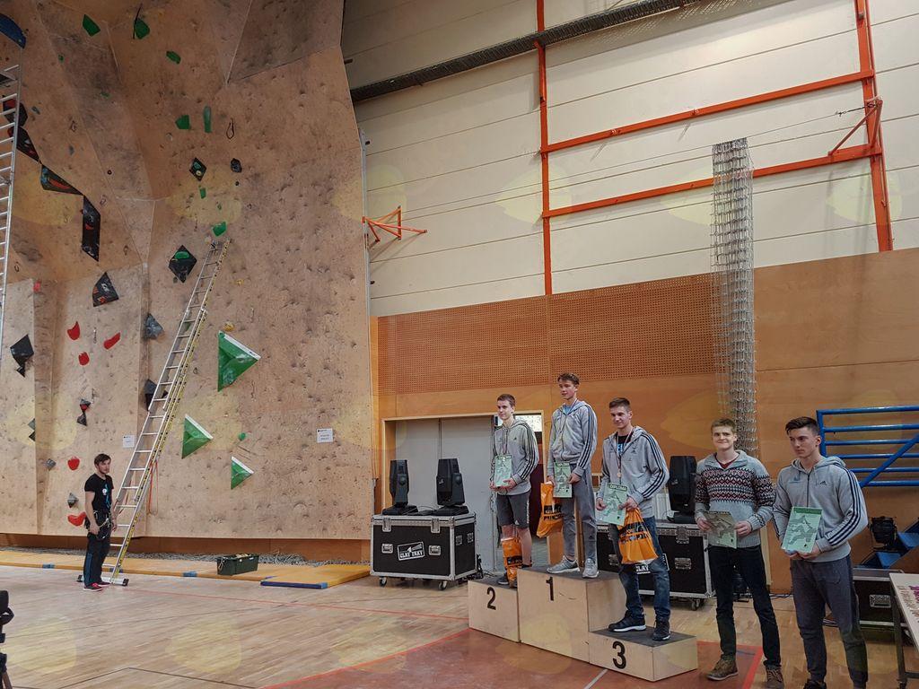 Državno prvenstvo v športnem plezanju 2017, Škofja Loka
