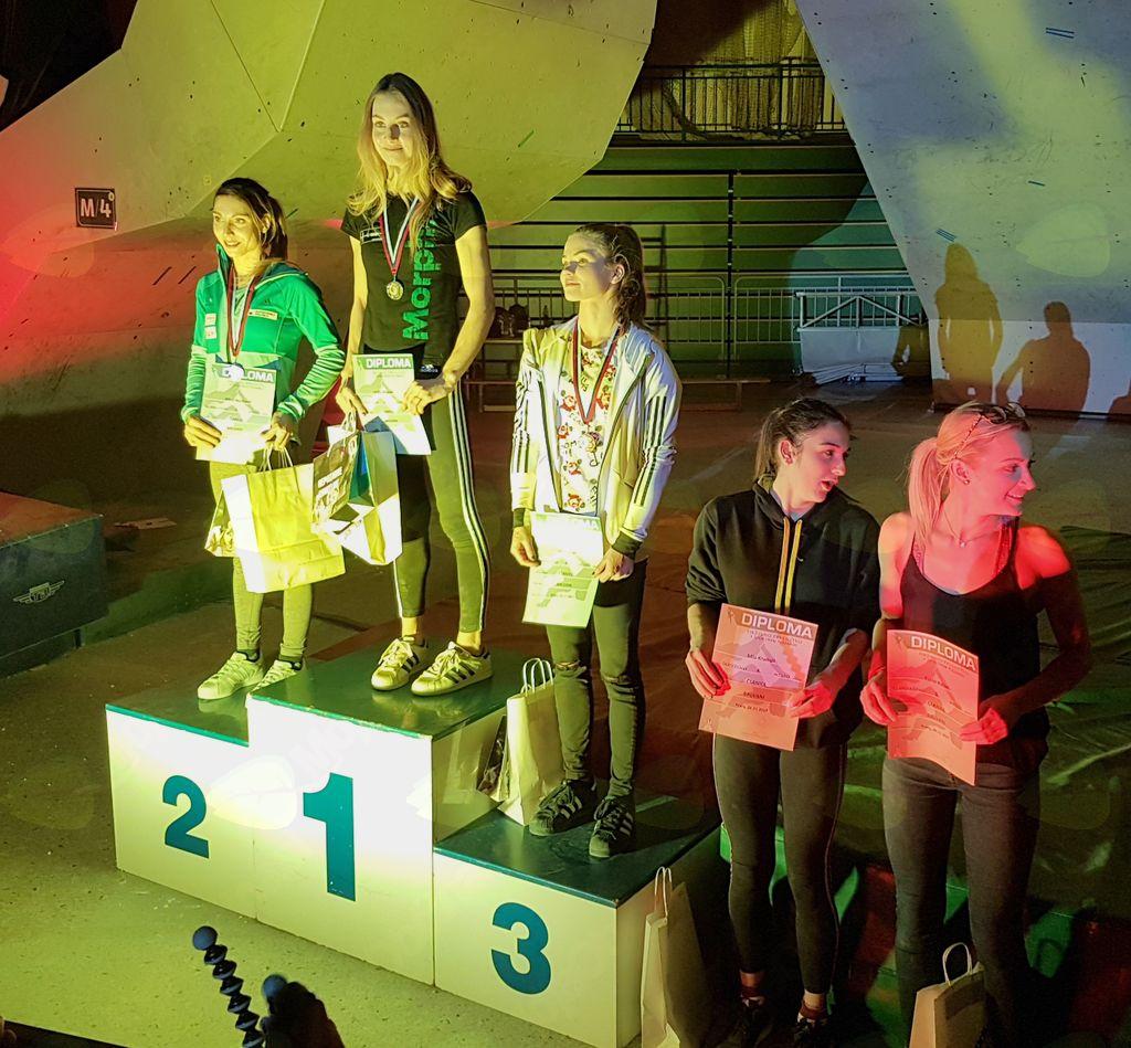 Zadnja tekma državnega prvenstva v športnem plezanju 2017, Kranj