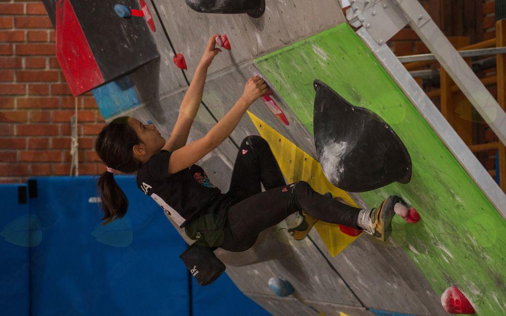 Tekma v športnem plezanju pokala iRCC 2018, Radovljica