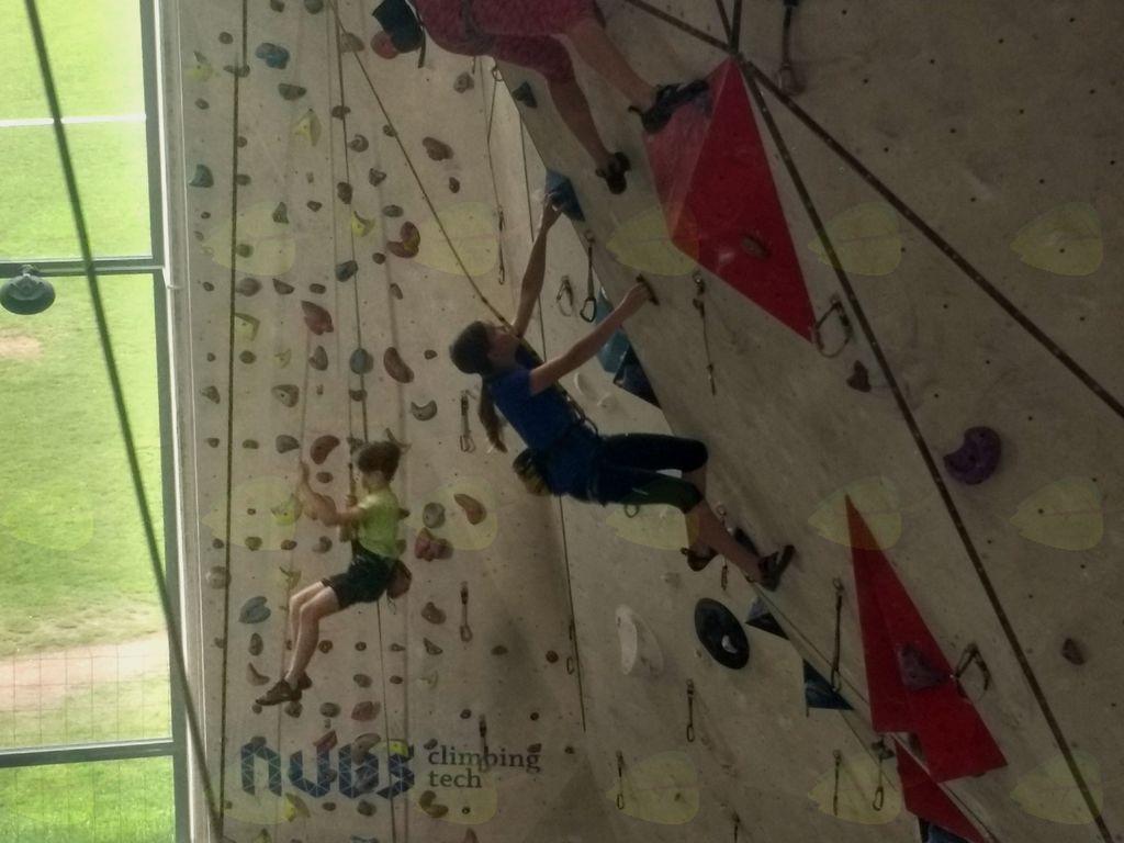Tekma Zahodne lige 2017/18 v športnem plezanju, Ljubljana