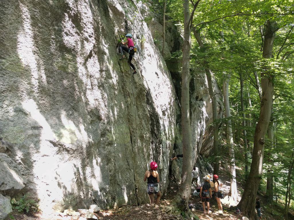 Plezalni tabor Kotečnik 2018
