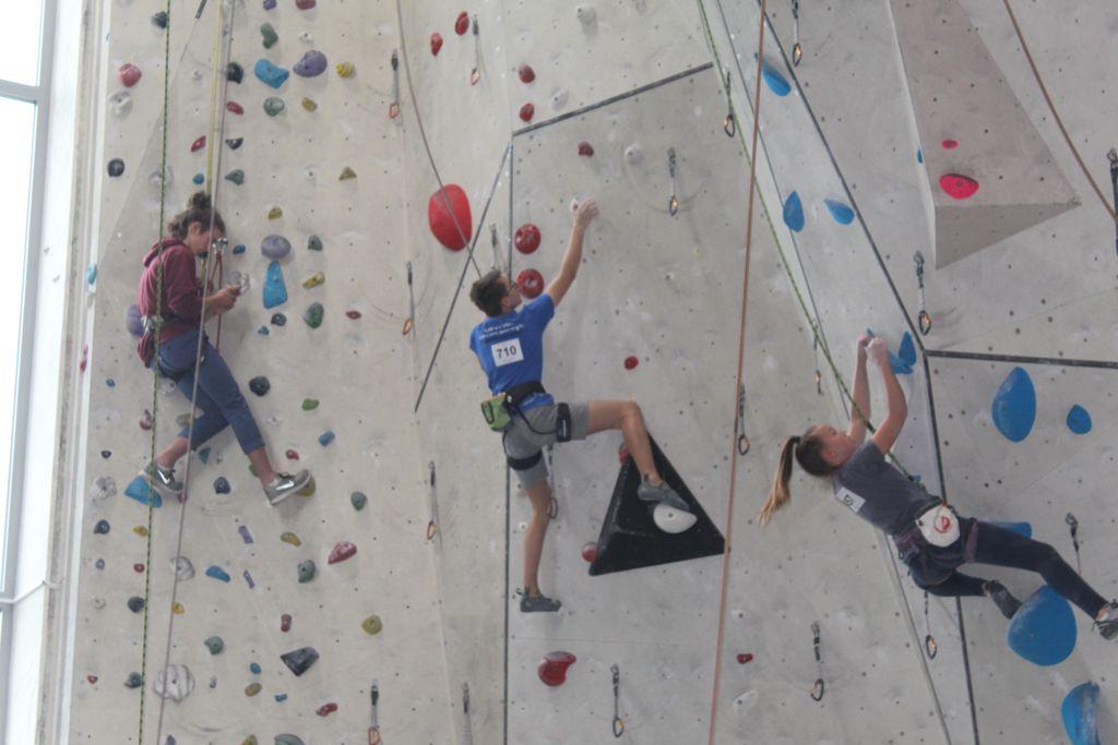 Tekma v športnem plezanju - Zahodna liga 2018/19, Ljubljana