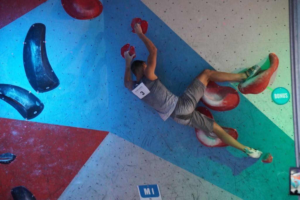 1 zlata in 2 bronasti medalji za naše plezalce na DP-ju v Logu