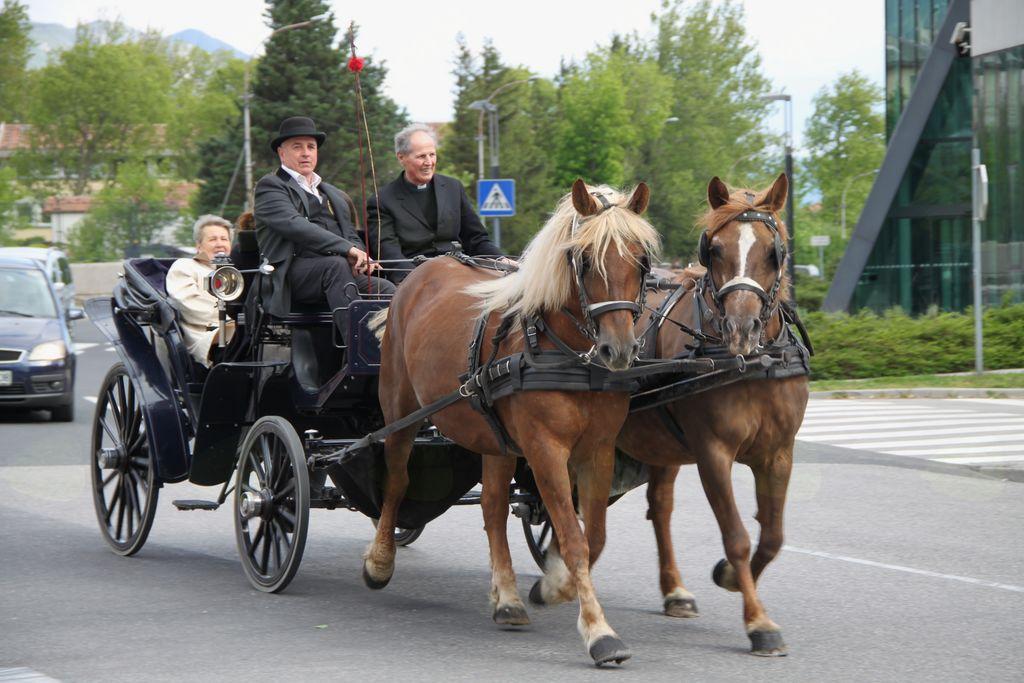 Slovesni prihod v Šturje