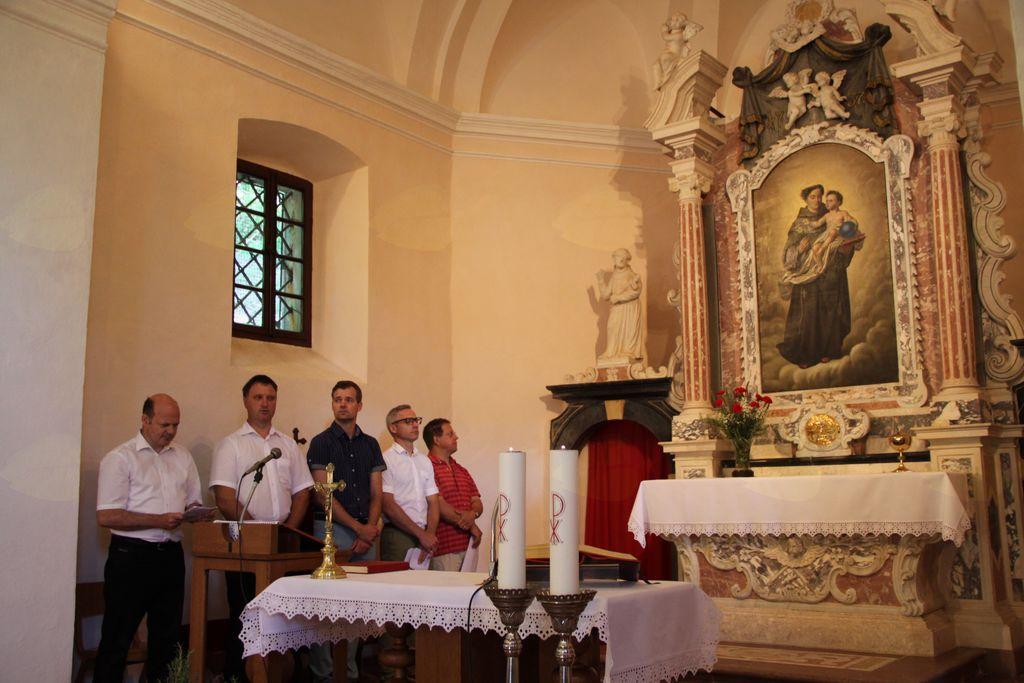 Recitatorji akademije Na sveti Sion