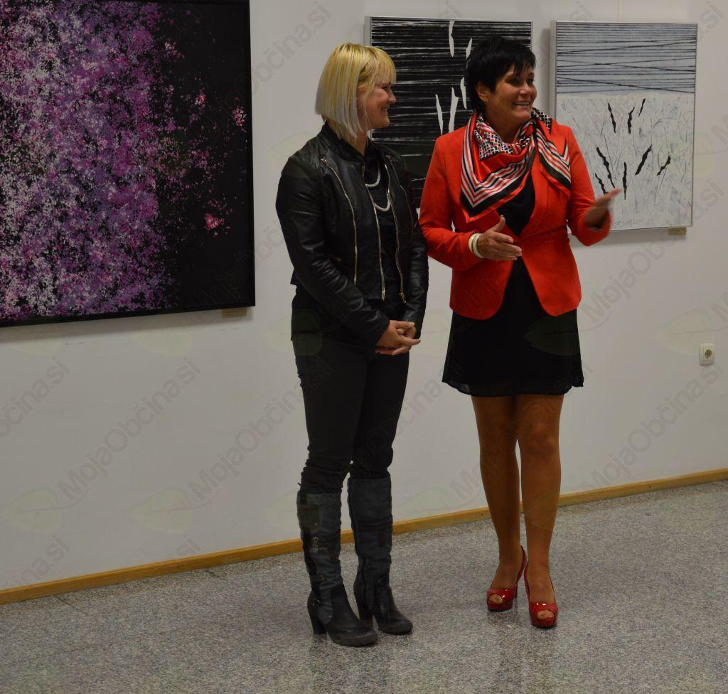 Zbrane je srčno nagovorila tudi Lenka Kopřivová, predstavnica mesta Hranice