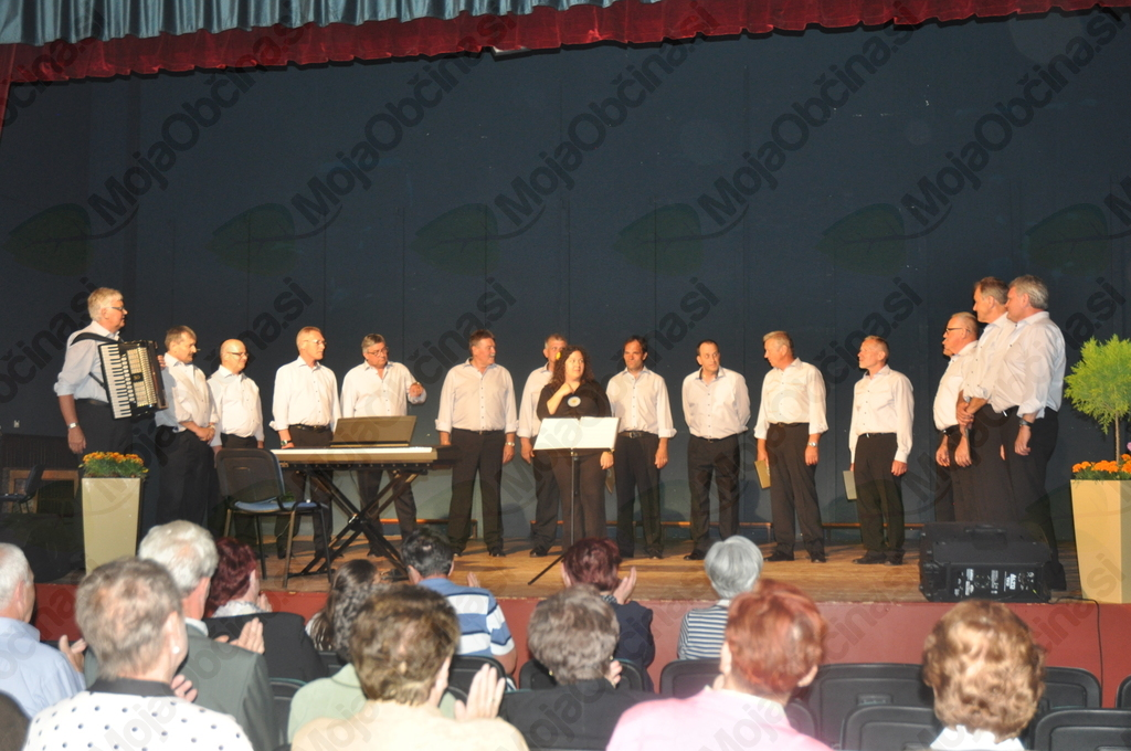 Letni koncert MoPZ Fran Berneker