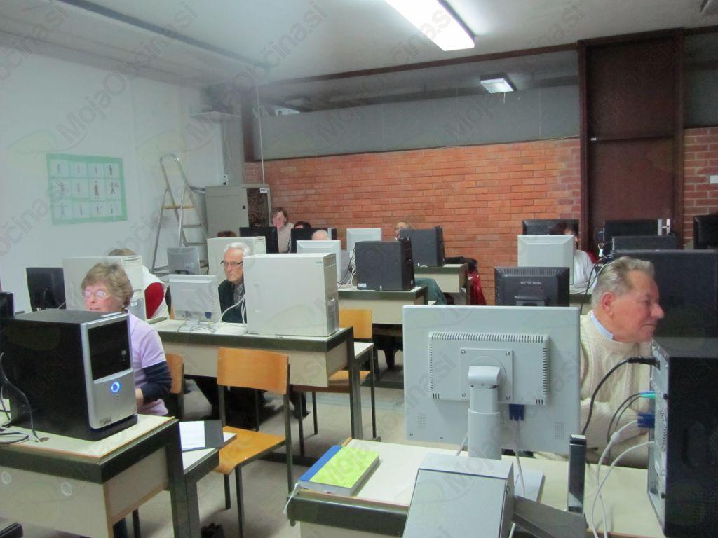 Računalniško opismenjevanje za starejše – SIMBIOZ@ 2013