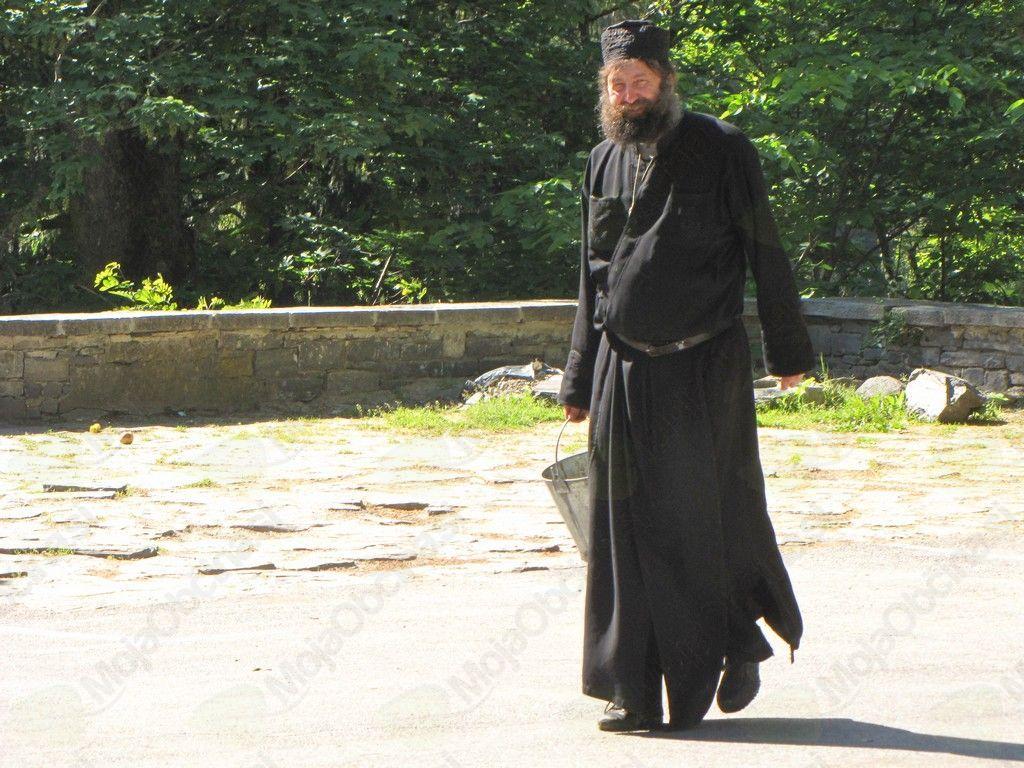 Prebivalec samostana