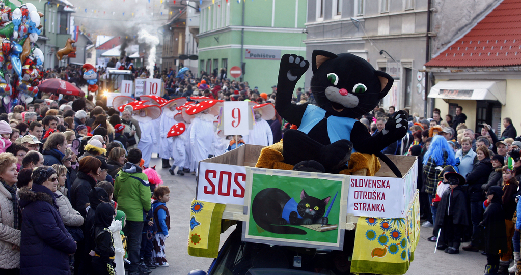 Litijski pustni karneval 2017