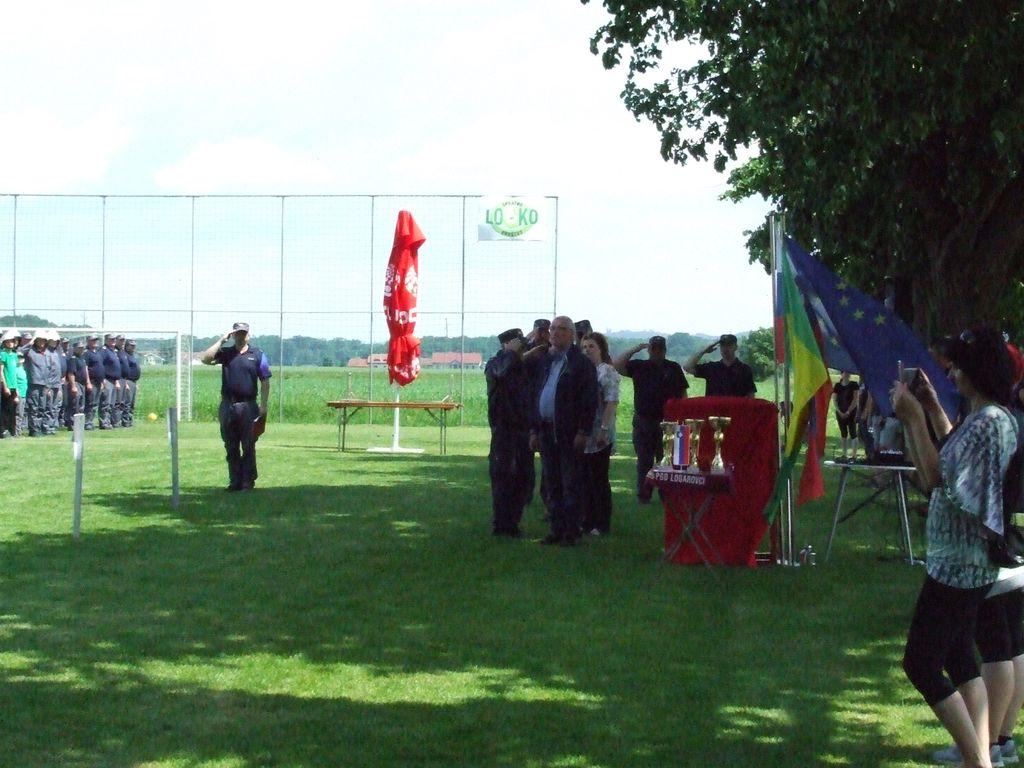 Občinsko tekmovanje Gasilske zveze Križevci