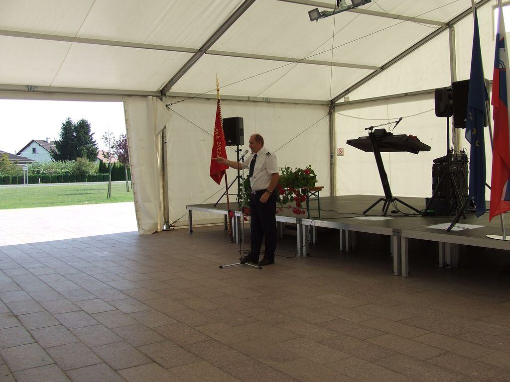 Srečanje veteranov in veterank GZ Križevci