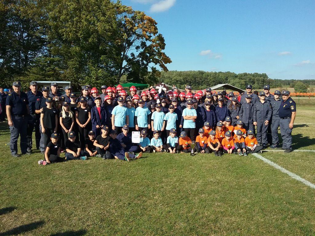Izbirno regijsko tekmovanje pionirjev in mladine