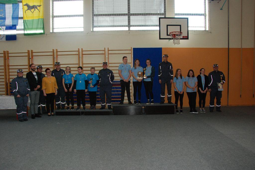 GZ Ljutomer in GZ Križevci sta v Stročji vasi soorganizirali kviz gasilske mladine