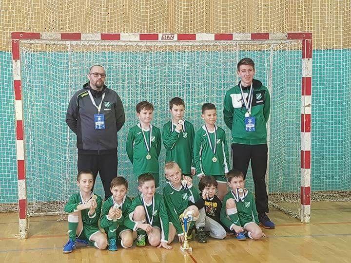 U9 osvojili 2. mesto na turnirju NK Maribor Tabor