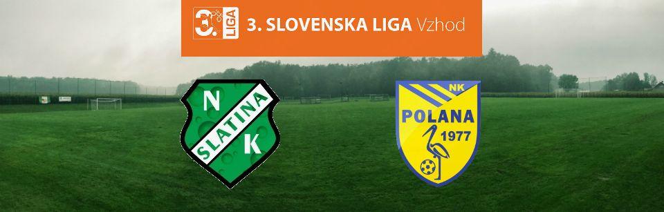 NK Radenska Slatina - NK Polana