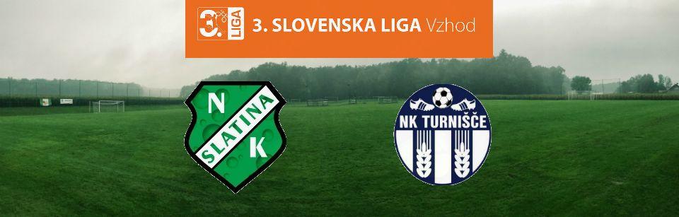 NK Radenska Slatina - NK Turnišče