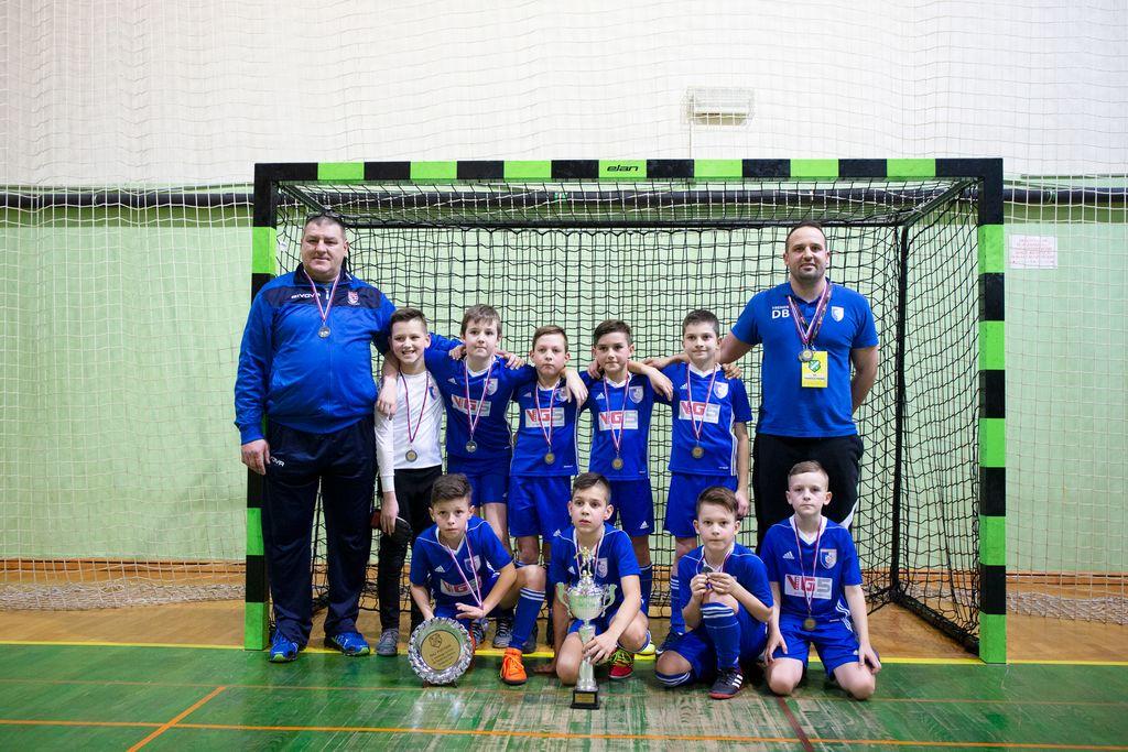 NK Ivančica Ivanec U10 (2. mesto)