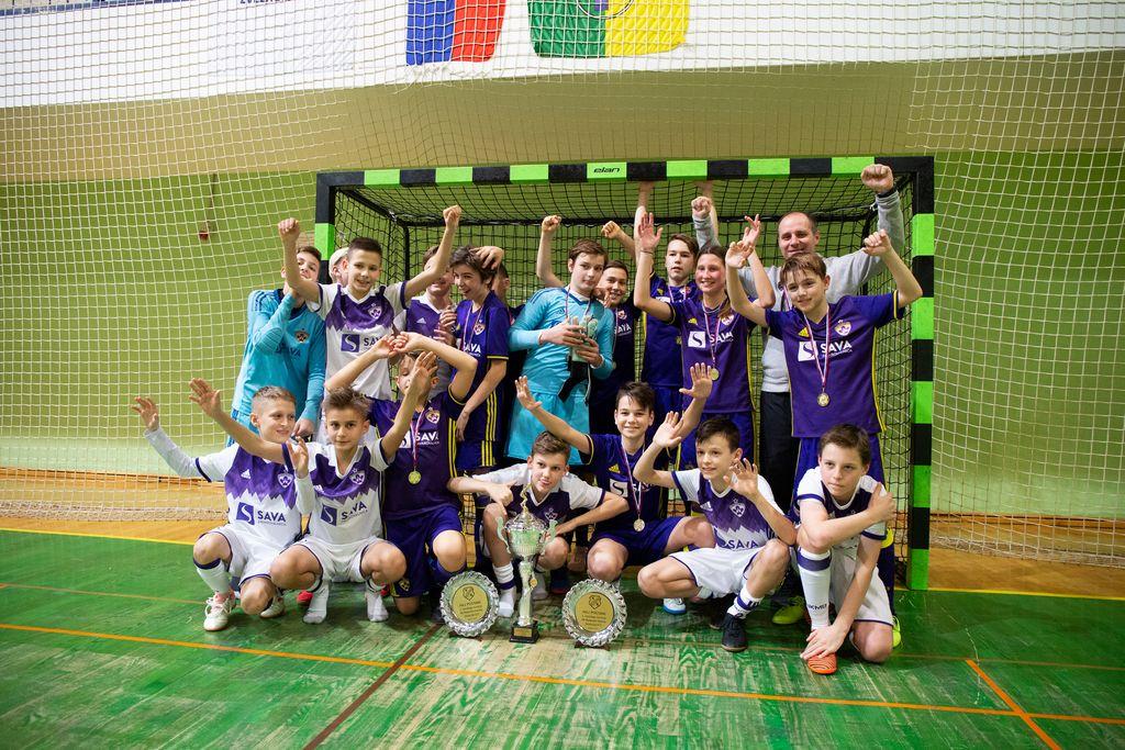 NK Maribor U13 (1. mesto)